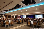 19ième édition du Congrès annuel de Réseau Capital : Horizon 2010 - Anticiper le Changement  -  Centre Mont Royal / Montreal / Canada / 2010-02-18, © Photo Marc Gibert/ adecom.ca