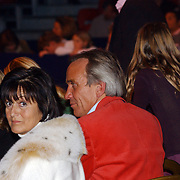 Russisch Kerstcircus 2003, Sylvia toth en vriend