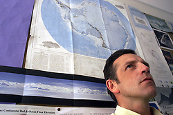 Dr David Vaughan, one of The Times Scientists of the century, The British Antarctic survey, Madingley Rd, Cambridge, UK, April 28, 2000. Photo by Andrew Parsons / i-images..