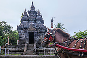 Pawon Temple, Borobudur, Java, Indonesia, Asia