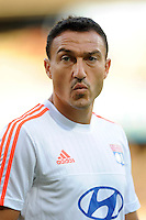 Steed MALBRANQUE - 18.07.2015 - Lyon / Milan AC - Match amical -Lyon<br /> Photo : Jean Paul Thomas / Icon Sport