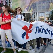 Národný pochod za život Bratislava 2019
