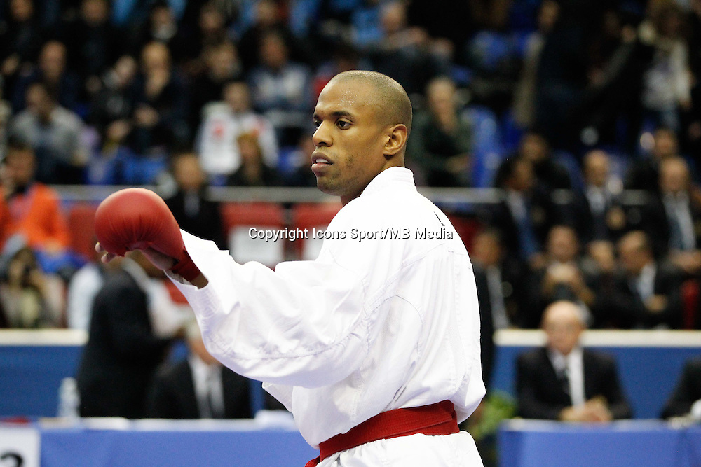 Kenji GRILLON - 24.01.2015 - Open de Paris - Karate Premier League -<br />