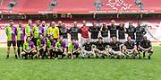 Johan Cruijff ArenA, Amsterdam. FC Kensington vs FC Coen en Sander. De twee teams