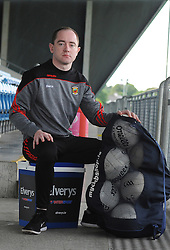 Kit man for the Mayo senior football team  Shane Halligan Ballindine at McHale park recently.<br /> Pic Conor McKeown
