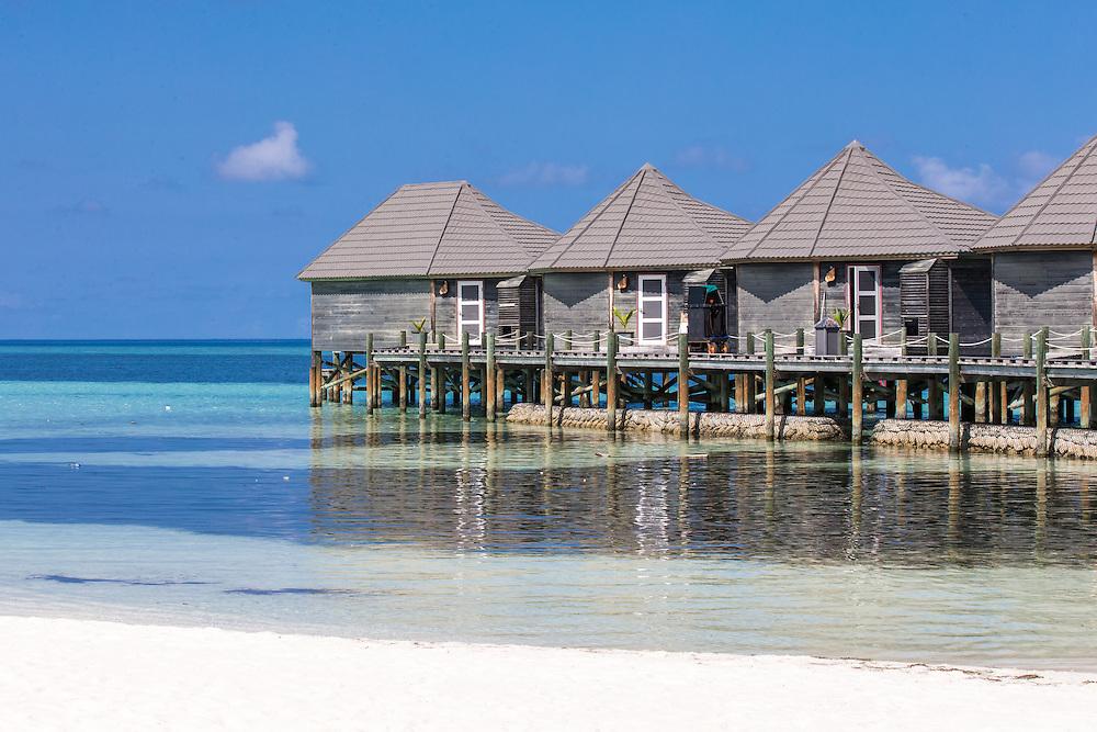 Kuredu Island Resort in the Maldives<br /> <br /> Photo Jane Stokes