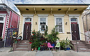 1515-17 Dumaine Street in the Treme neighborhood of New Orleans
