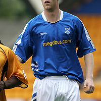 St Johnstone season 2005/06<br />Steven Anderson<br /><br />Picture by Graeme Hart.<br />Copyright Perthshire Picture Agency<br />Tel: 01738 623350  Mobile: 07990 594431