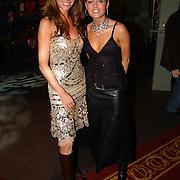 Kerstborrel Princess 2004, Pheadre Hoste en Belle Perez