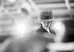 Kara Chad (CAN) <br /> Laiterie de Montaigu Trophy<br /> Longines Masters Paris 2016<br /> © Hippo Foto - Cara Grimshaw