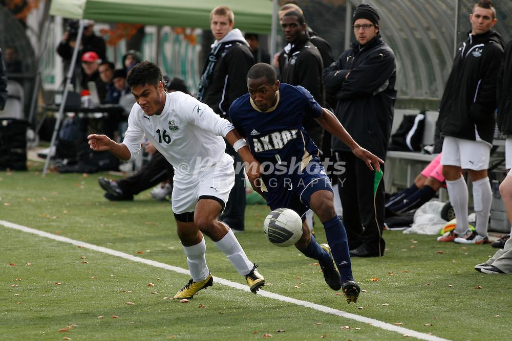 CSU #16 Christopher Koy vs Darlington Nagbe