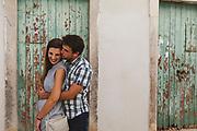Ana & Nuno Olhão & Armona Engagement session in the Algarve