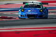 May 4-6, 2017: IMSA Sportscar Showdown at Circuit of the Americas. TRG, Porsche 911 GT3 R