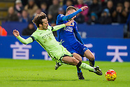Leicester City v Manchester City - Barclays Premier League - 29/12/2015
