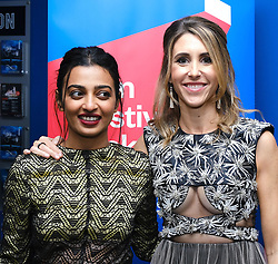 Edinburgh International Film Festival 2019<br /> <br /> Liberte: A Call To Spy (World Premiere)<br /> <br /> Pictured: Radhika Apte and Producer, writer & actor Sarah Megan Thomas<br /> <br /> Alex Todd | Edinburgh Elite media