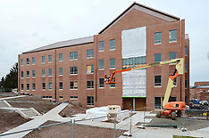 2012 12-20 CCSU New Academic / Office Building Construction Progress Photos | 15th Progress Shoot
