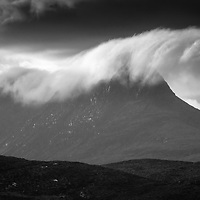 The high and mighty Suilven, Sutherland.