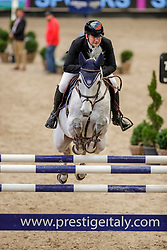 BELETSKIY Vladimir (RUS), Couture<br /> Leipzig - Partner Pferd 2020<br /> Glas Strack Speed Cup<br /> Zeitspringprfg., international<br /> Höhe: 1.45 m<br /> 18. Januar 2020<br /> © www.sportfotos-lafrentz.de/Stefan Lafrentz