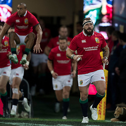 Joe Marler, during game 4 of the British and Irish Lions 2017 Tour of New Zealand,The match between  Highlanders and British and Irish Lions, Forsyth Barr Stadium, Dunedin, Tuesday 13th June 2017<br /> (Photo by Kevin Booth Steve Haag Sports)<br /> <br /> Images for social media must have consent from Steve Haag