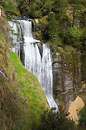 Silver and Golden Falls, Oregon