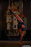 Dance As Art Astolat Castle Series with dancer, DaJuan Harris
