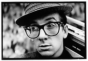 Elvis Costello, Hammersmith, London<br />