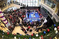 December 12, 2018: Canelo Alvarez vs Rocky Fielding Open Workouts