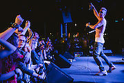 Photos of the Icelandic musician Gísli Pálmi performing live during Sónar Reykjavík music festival at Harpa concert hall in Reykjavík, Iceland. February 14, 2014. Copyright © 2014 Matthew Eisman. All Rights Reserved