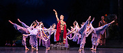 La Bayadere <br /> A ballet in three acts <br /> Choreography by Natalia Makarova <br /> After Marius Petipa <br /> The Royal Ballet <br /> At The Royal Opera House, Covent Garden, London, Great Britain <br /> General Rehearsal <br /> 30th October 2018 <br /> <br /> STRICT EMBARGO ON PICTURES UNTIL 2230HRS ON THURSDAY 1ST NOVEMBER 2018 <br /> <br /> <br /> Gary Avis as The High Brahmin <br /> <br /> <br /> Photograph by Elliott Franks Royal Ballet's Live Cinema Season - La Bayadere is being screened in cinemas around the world on Tuesday 13th November 2018 <br />