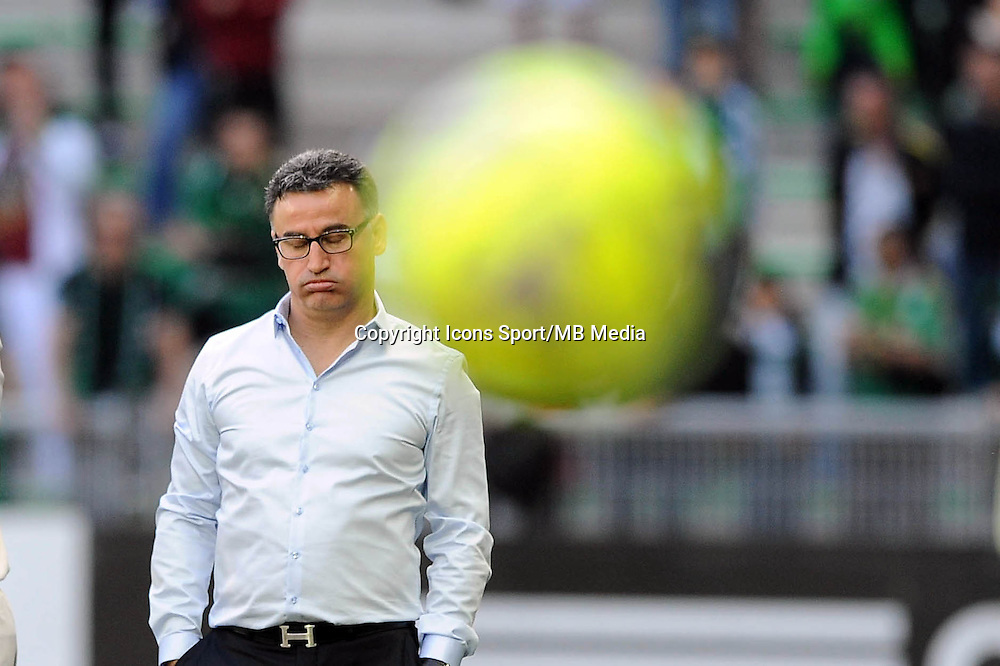Christophe GALTIER  - 12.04.2015 - Saint Etienne / Nantes - 32eme journee de Ligue 1 <br />Photo : Jean Paul Thomas / Icon Sport