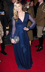 Francesca Hull  at the premiere of War Horse in London, Sunday 8th January 2012.  Photo by: Stephen Lock / i-Images