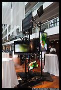 Le Gala des Prix d'excellence 2011 de la SQPRP, Société québécoise des professionnels en relations publiques -  la salle Le Parquet du CDP Capital / Montreal / Canada / 2011-05-26, Photo : © Marc Gibert/ adecom.ca
