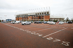 A General View outside the Stadium of Light  - Photo mandatory by-line: Rogan Thomson/JMP - 07966 386802 - 27/08/2014 - SPORT - FOOTBALL - Sunderland, England - Stadium of Light - Sunderland v Swansea City - Barclays Premier League.