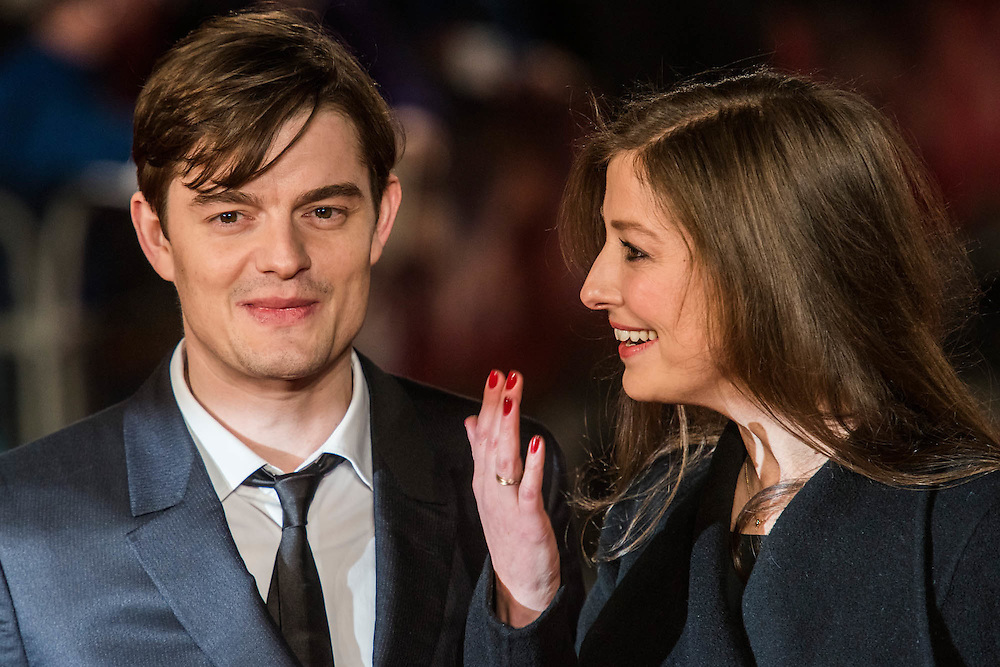 Sam Riley and Alexandra Maria Lara - The European premiere of Pride and Prejudice and Zombies.
