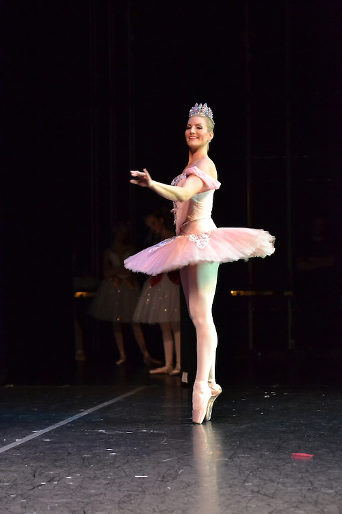 Portland's own Nutcracker.  APAA  2012