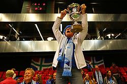 20160424 NED: Play off finale Abiant Lycurgus - Seesing Personeel Orion, Groningen<br />Heiko Treichel