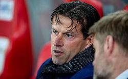 26-10-2016 NED: KNVB beker FC Utrecht, - Fc Groningen, Utrecht<br /> FC Utrecht heeft zich geplaatst voor de achtste finales van de KNVB-beker. De verliezend finalist van vorig seizoen rekende in stadion Galgenwaard af met FC Groningen, bekerwinnaar in 2015 / Coach Ernest Faber
