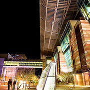 The Phoenix Convention Center located in the heart of downtown Phoenix, Arizona completed a $600 multi-phased expansion project in 2008. The newly completed facilities offer meeting groups 900,000 feet of total enclosed space, making it one of 20 top convention centers..