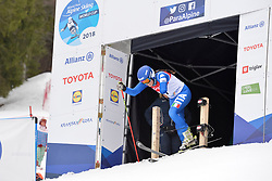 CORRADINI Melania LW6/8-1 ITA at 2018 World Para Alpine Skiing Cup, Kranjska Gora, Slovenia