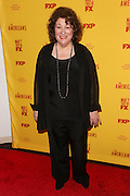 "NEW YORK - FEBRUARY 25:  Margo Martindale attends the red carpet premiere of FX's ""The Americans"" Season 5 at the DGA theater on February 25, 2017 in New York City. (Photo by Ben Hider/FX/PictureGroup)"