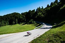 Slovenian Road Cyling Championship 2019 on June 30, 2019 in Radovljica, Slovenia. Photo by Peter Podobnik / Sportida.