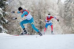 PRONKOV Aleksandr, REPTYUKH Ihor, Biathlon Middle Distance, Oberried, Germany