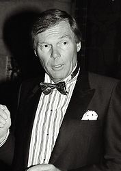 June 10, 2017 - Los Angeles, California, U.S - Adam West, who starred as Batman in the 1960s television  series died on Friday June 9, 2017 in Los Angeles after a  brief battle with leukaemia. He was 88. FILE PHOTO: March  1, 1988: Los Angeles, California. Adam West ''Batman'' The  Series Reunion. (Credit Image: © Prensa Internacional via ZUMA Wire)