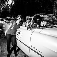 Classic car show, Havana, Cuba.