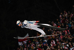 26.01.2020, Wielka Krokiew, Zakopane, POL, FIS Weltcup Skisprung, Zakopane, Herren, Wertungsdurchgang, im Bild Daniel Andre Tande (NOR) // Daniel Andre Tande (NOR) during his competition jump of FIS Ski Jumping world cup at the Wielka Krokiew in Zakopane, Poland on 2020/01/26. EXPA Pictures © 2020, PhotoCredit: EXPA/ Tadeusz Mieczynski