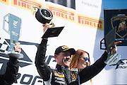 April 28-May 1, 2016: Lamborghini Super Trofeo, Laguna Seca: #09 Damon Ockey, US RaceTronics, Lamborghini Calgary, (AM)