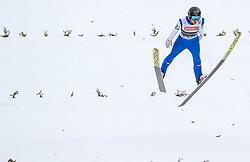 19.03.2017, Vikersundbakken, Vikersund, NOR, FIS Weltcup Ski Sprung, Raw Air, Vikersund, Finale, im Bild Markus Schiffner (AUT) // Markus Schiffner of Austria // during the 4th Stage of the Raw Air Series of FIS Ski Jumping World Cup at the Vikersundbakken in Vikersund, Norway on 2017/03/19. EXPA Pictures © 2017, PhotoCredit: EXPA/ Tadeusz Mieczynski