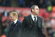 Swansea v Everton, 6 May 2017