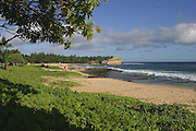 Keoniloa Beach, Shipwreck Beach, Poipu, Kauai, Hawaii<br />