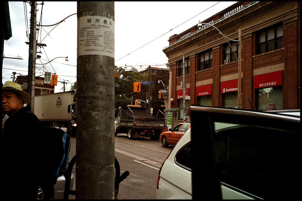 Gerrad Street East